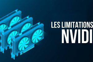 Nvidia propose désormais ses GPU RTX 3070 avec une fonctionnalité limitant le mining d'Ether (ETH)