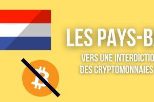 Un haut fonctionnaire des Pays-Bas appelle à une interdiction complète des cryptomonnaies