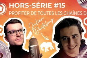 Podcast hors-série #15 - Comment bien se positionner sur les protocoles de la finance décentralisée, avec Julien Bouteloup