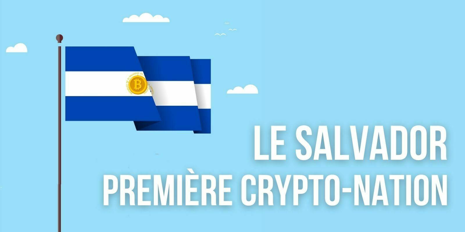Salvador: la «Loi Bitcoin» adoptée, le pays devient une crypto-nation