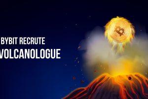 Inspiré par le Salvador, l'exchange Bybit recrute un volcanologue