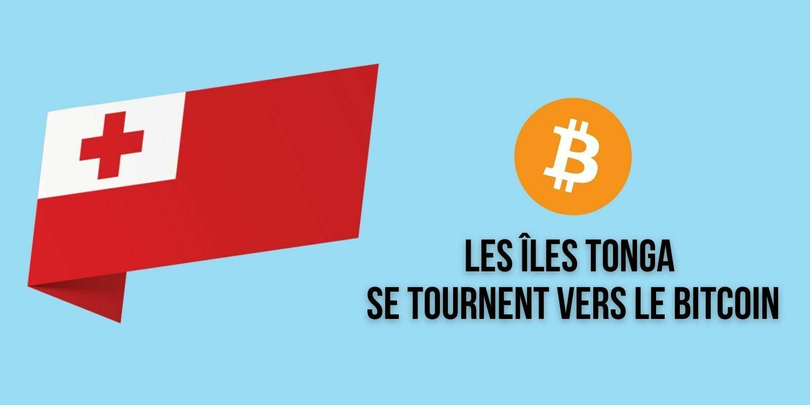 Inspiré par le Salvador, le royaume des Tonga pourrait adopter le Bitcoin (BTC)