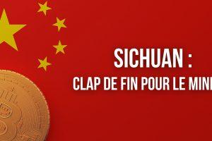Le Sichuan ordonne la coupure de l'alimentation en électricité de 26 fermes de mining de Bitcoin (BTC)