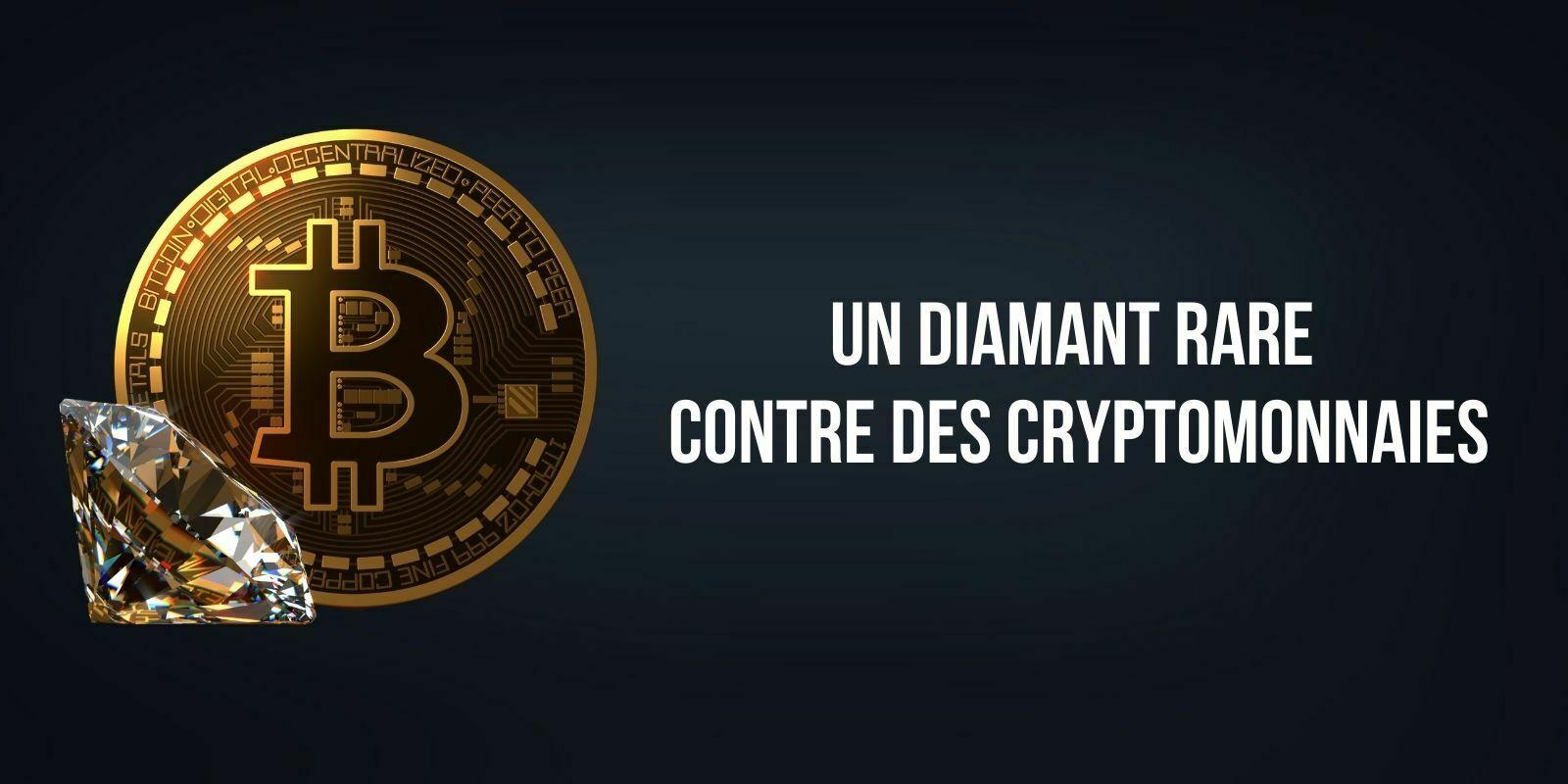 Sotheby's acceptera les paiements en cryptomonnaies pour l'un des diamants les plus rares au monde
