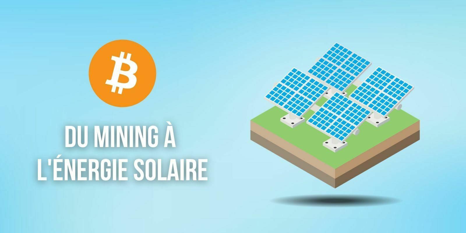 Square et Blockstream vont miner du Bitcoin (BTC) avec de l'énergie solaire