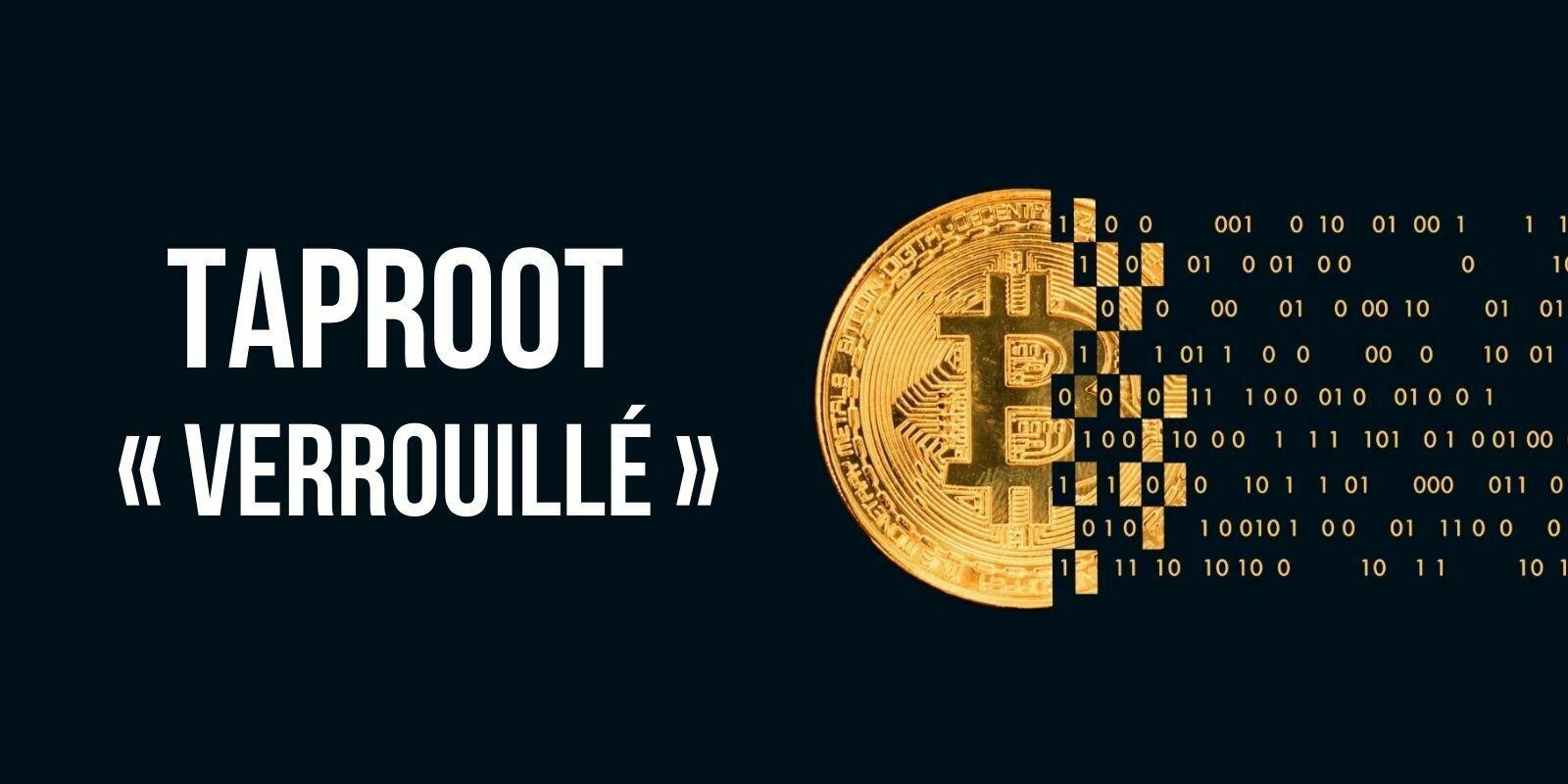La mise à niveau Taproot de Bitcoin (BTC) atteint un soutien suffisant pour verrouiller son activation