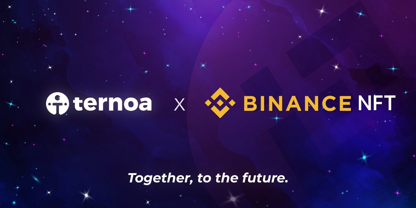 Le projet Ternoa (CAPS) retenu pour intégrer la marketplace NFT de Binance