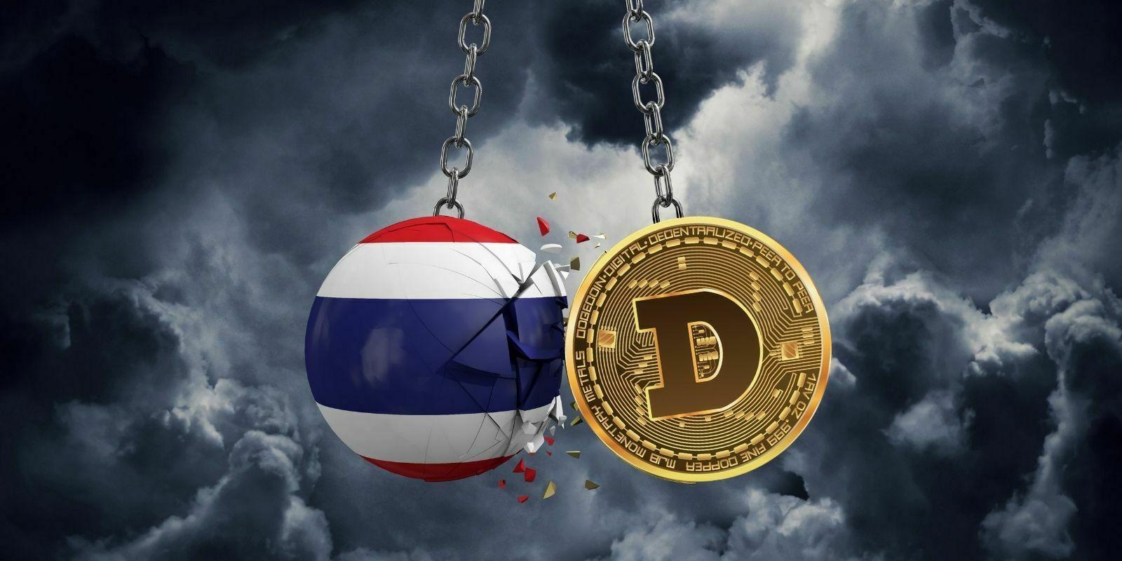 La Thaïlande interdit les NFTs et les tokens basés sur des mèmes