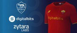 L'AS Roma signe un partenariat de 36 millions d'euros avec Zytara Labs et se lance dans les NFTs