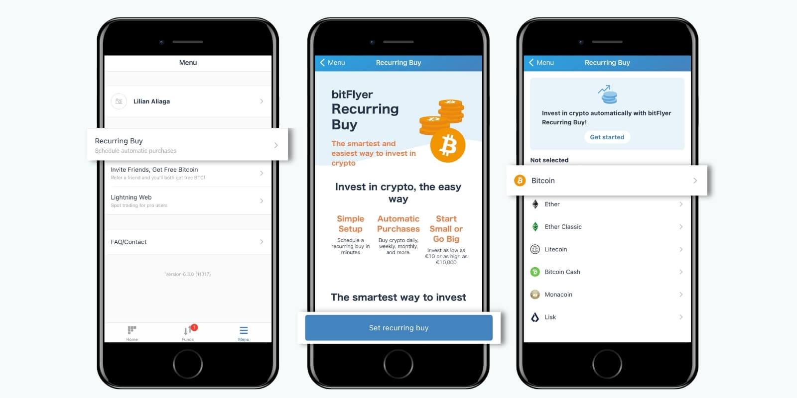Acheter Bitcoin bitFlyer
