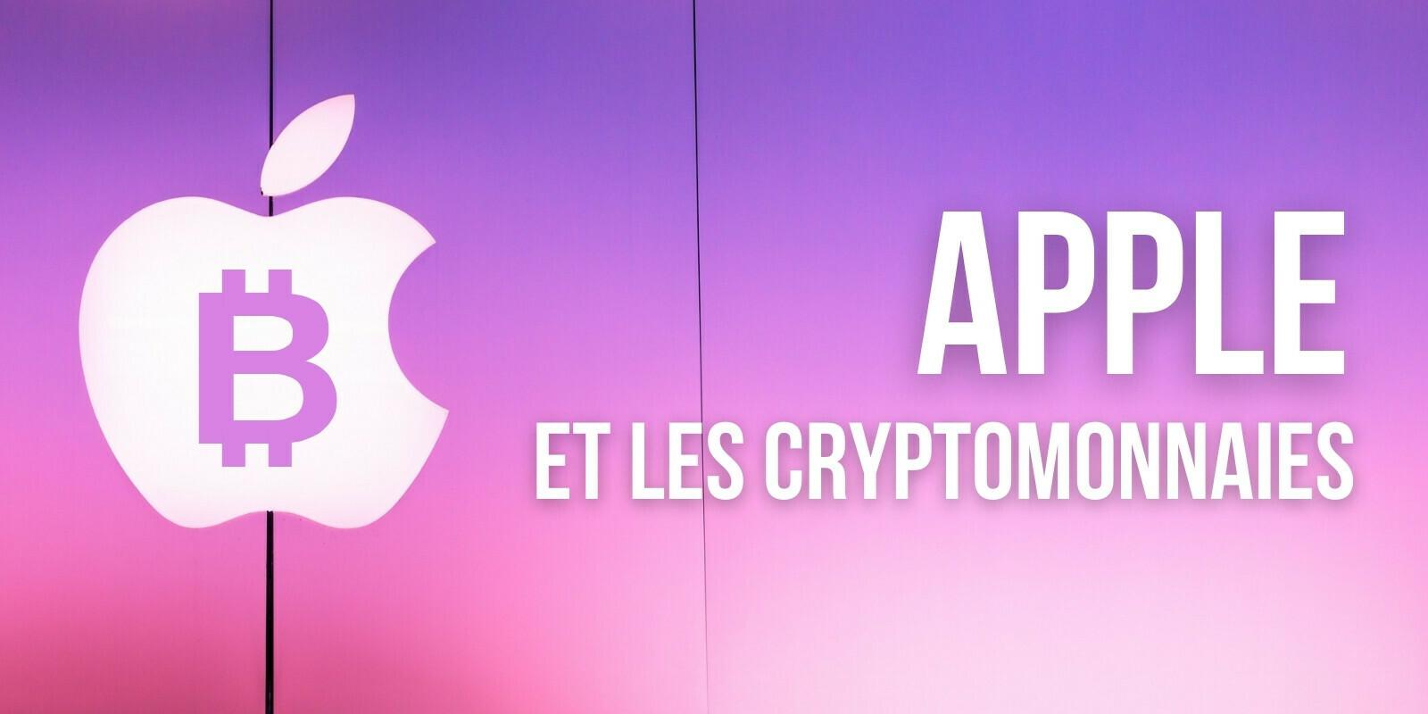 Apple: des rumeurs d'un investissement dans le Bitcoin (BTC)