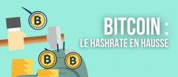 Exode des mineurs: le hashrate du Bitcoin (BTC) repart à la hausse