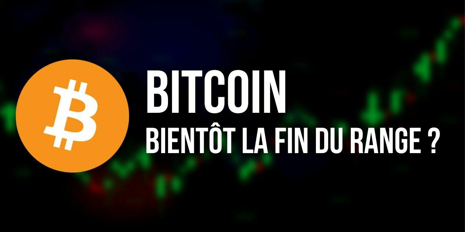 Bitcoin (BTC) – Le rebond de la volatilité sera impulsif