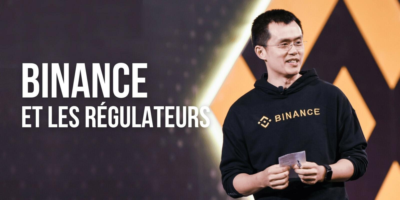 Binance: Changpeng Zhao joue la carte de l'apaisement avec les régulateurs