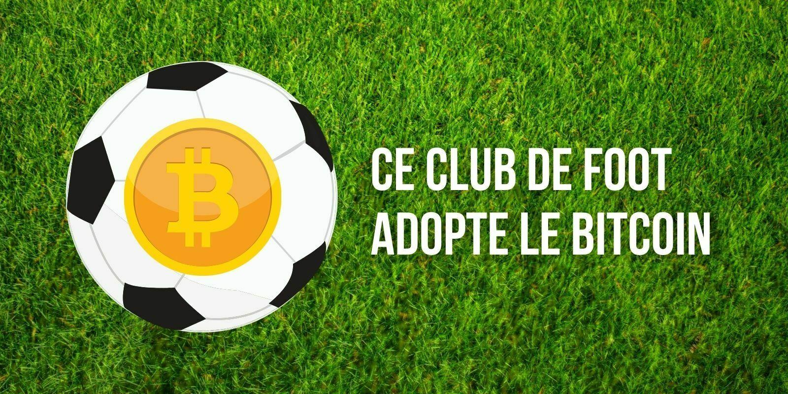 Cette équipe de football néerlandaise va conserver du Bitcoin (BTC) dans sa trésorerie