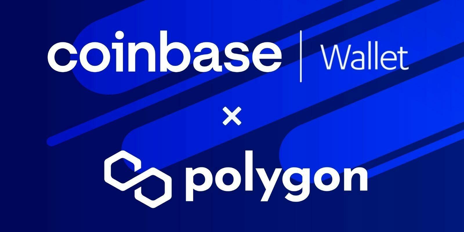 Coinbase Wallet prend désormais en charge les dApps sur le réseau Polygon