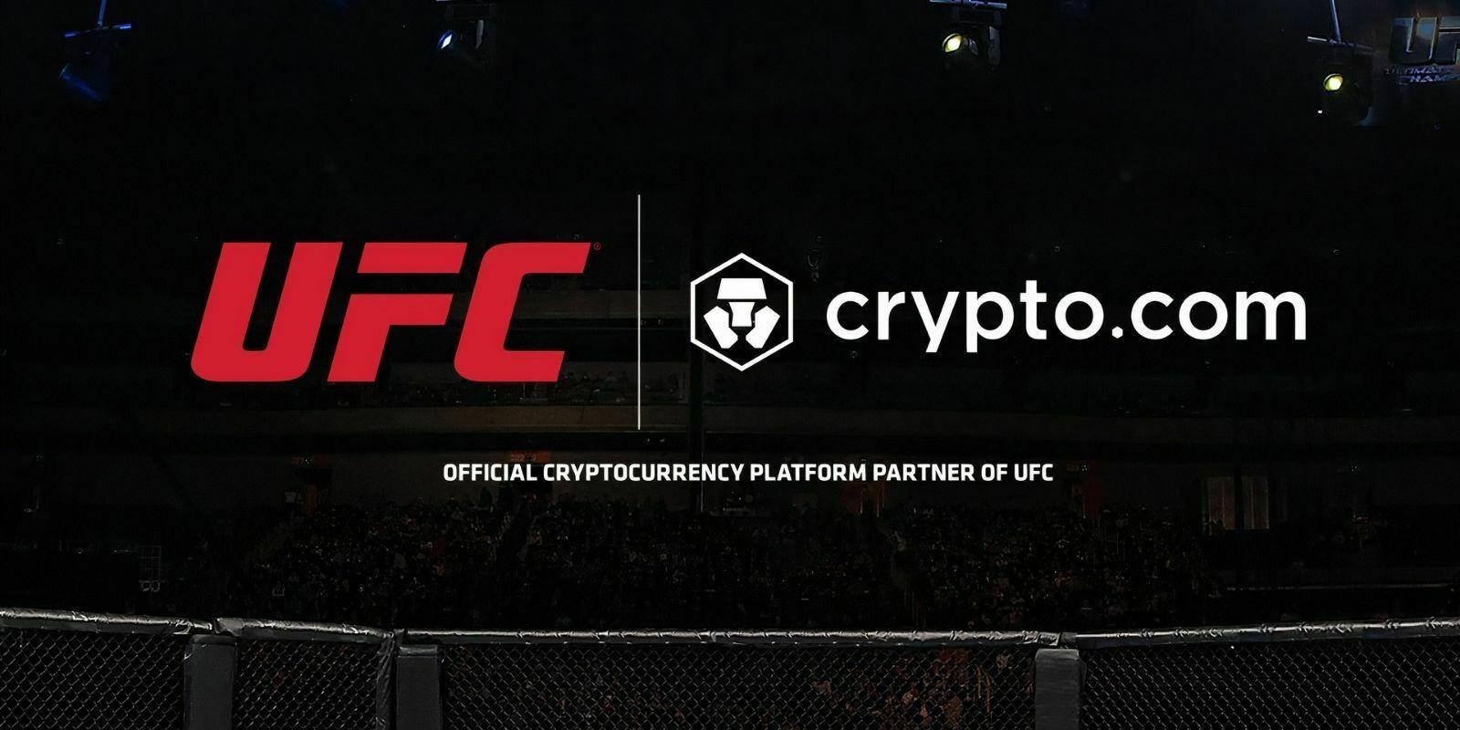 Crypto.com (CRO) devient le sponsor officiel de l'UFC pour les tenues de combat