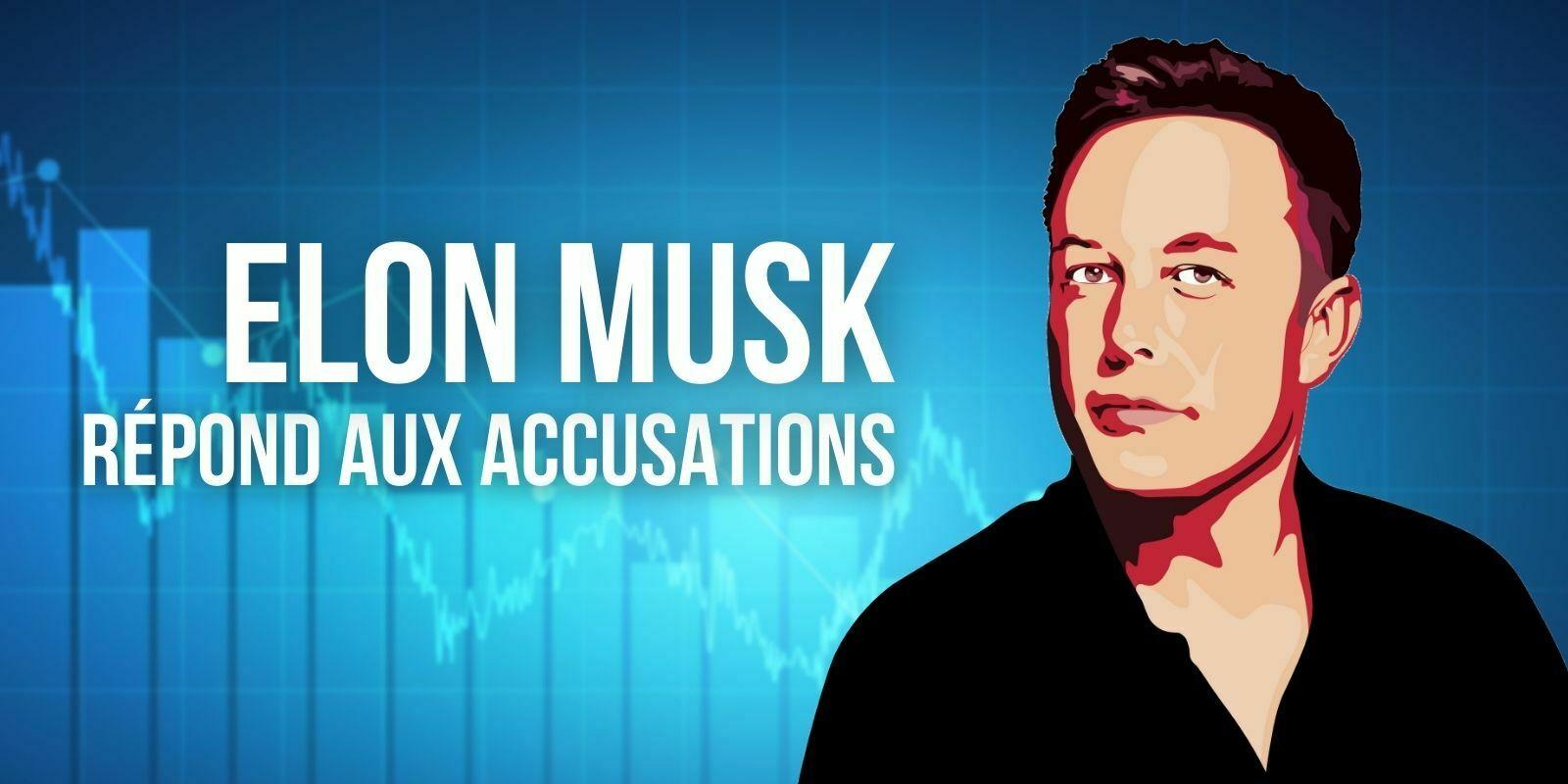 Elon Musk: il répond aux accusations de pump & dump et parle de l'avenir du Bitcoin chez Tesla