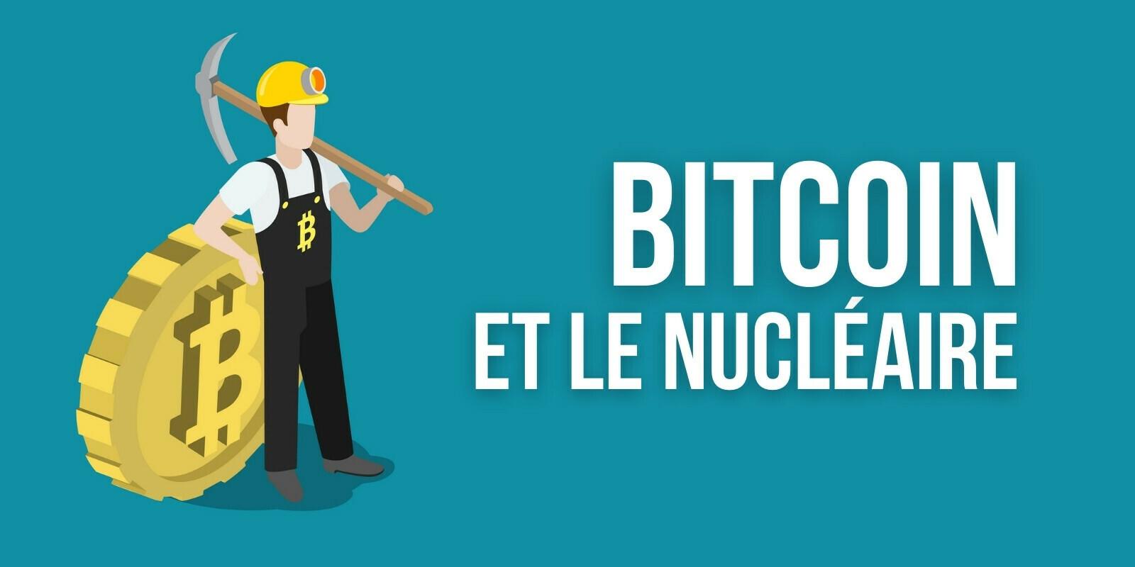 Miner du Bitcoin (BTC) avec de l'énergie nucléaire : le projet original d'une entreprise de l'Ohio