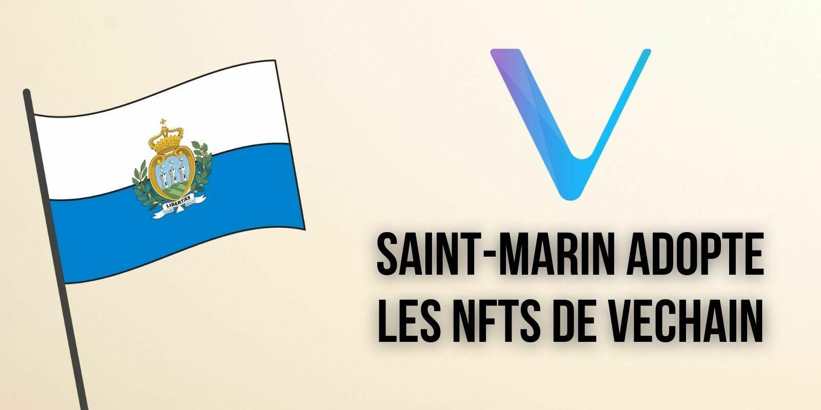 Saint-Marin adopte la technologie VeChain (VET) pour le déploiement de ses certificats de vaccination numériques