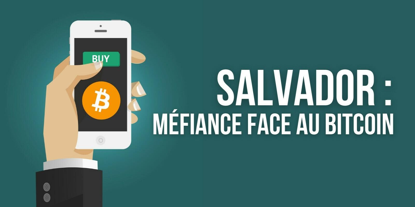 Salvador: les habitants sceptiques face à l'adoption du Bitcoin (BTC)