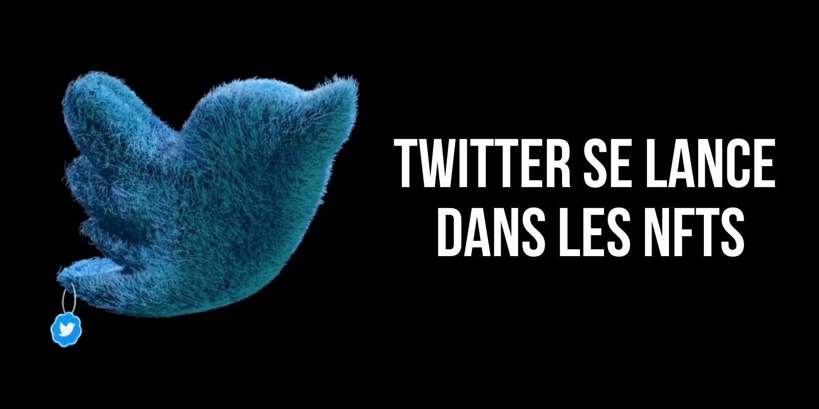 Twitter rejoint le mouvement des NFTs et en distribue 140 à ses utilisateurs