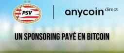 Un club de football néerlandais signe un contrat de sponsoring payé en Bitcoin (BTC)