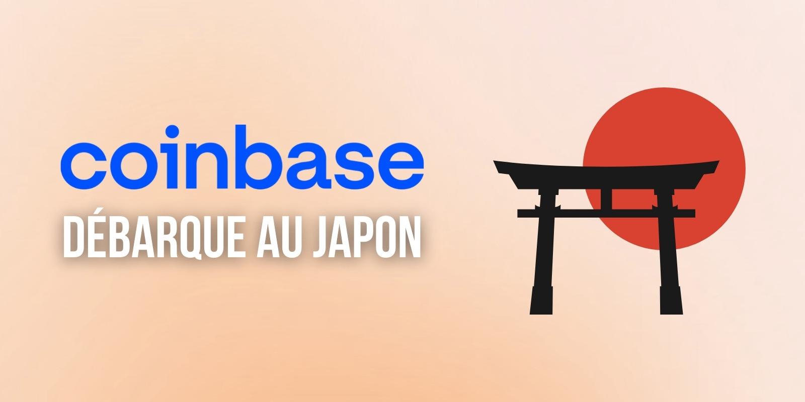 La plateforme Coinbase se lance au Japon en collaboration avec un grand groupe bancaire