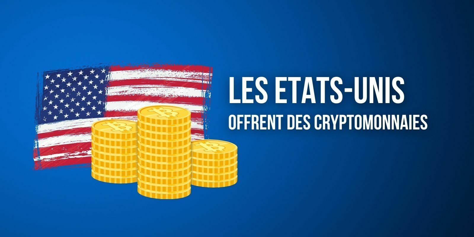 Les États-Unis offrent une prime en cryptomonnaies en échange d'informations sur des pirates