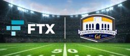 FTX achète les droits de dénomination d'un terrain sportif de l'université de Californie pour 17,5 millions de dollars