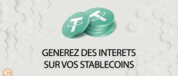 Générez un revenu passif sur vos stablecoins avec Just Mining et sa solution de lending