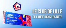 Le LOSC sort une série de NFT pour célébrer le titre de champion de France