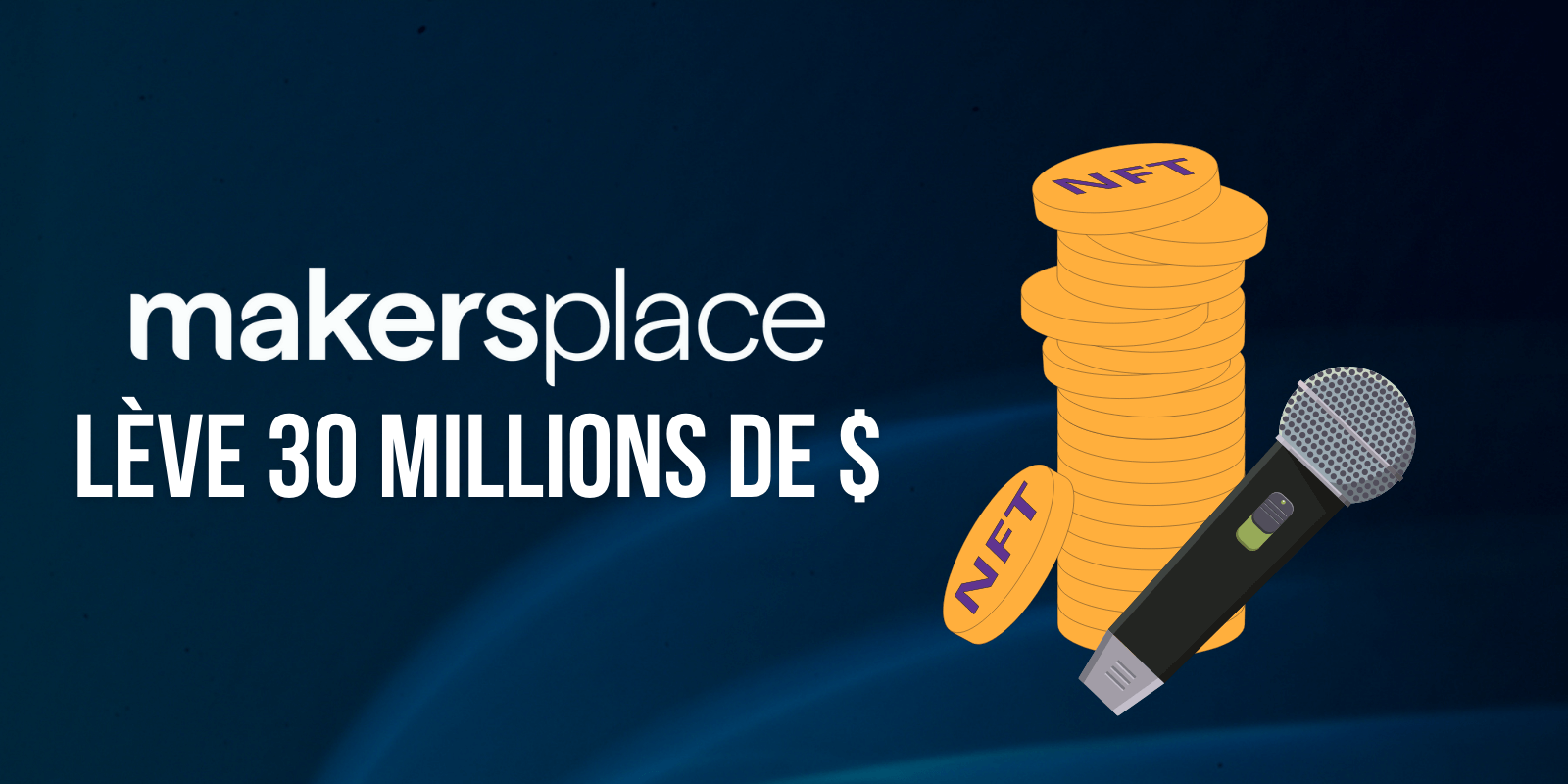 La plateforme NFT MakersPlace lève 30 millions de dollars auprès d'Eminem et d'autres investisseurs