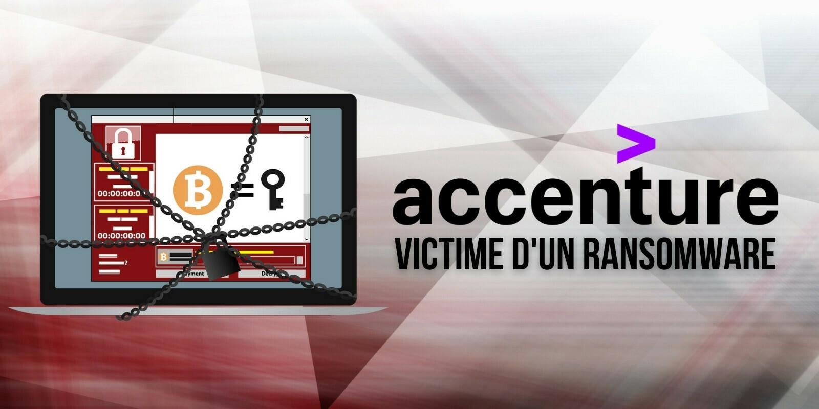 Le géant de l'informatique Accenture visé par un ransomware Bitcoin (BTC)
