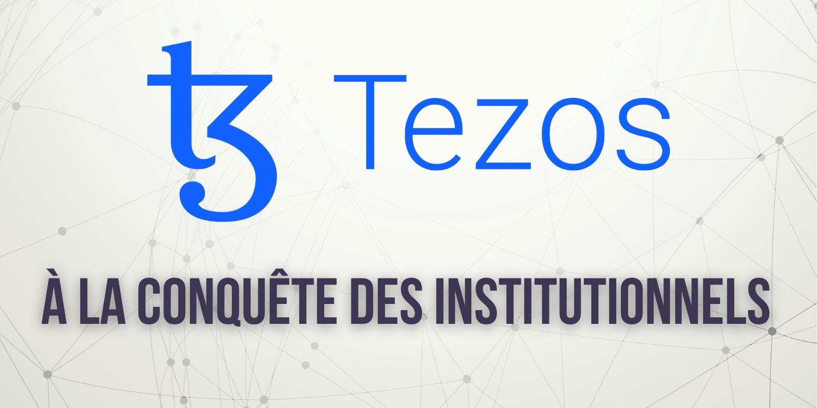 Suisse : 3 entreprises créent un nouvel outil de tokenisation basé sur Tezos (XTZ)