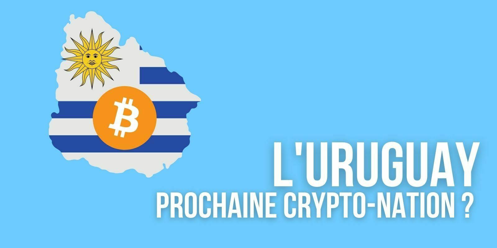 Uruguay : un projet de loi pour favoriser les paiements en cryptomonnaies