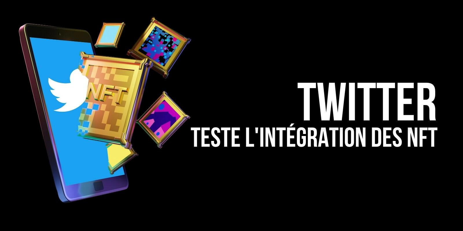 Twitter : à quoi pourrait ressembler l'intégration des tokens non fongibles (NFT) ?