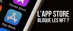 L'App Store bloque le portefeuille Gnosis – Les NFT en cause