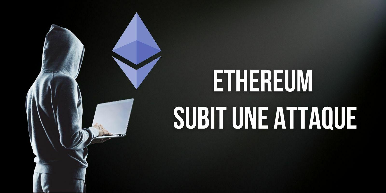 Une entité inconnue a tenté d'attaquer Ethereum (ETH) et a réussi à tromper quelques nœuds