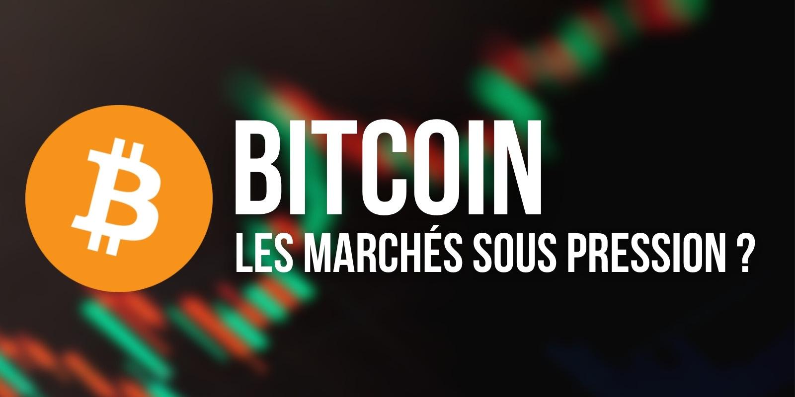 Bitcoin (BTC) – Attention aux corrélations à court terme avec le marché des actions