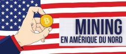 Exode des mineurs – Les Nord-Américains entrent dans la course et dégagent 18 000 BTC
