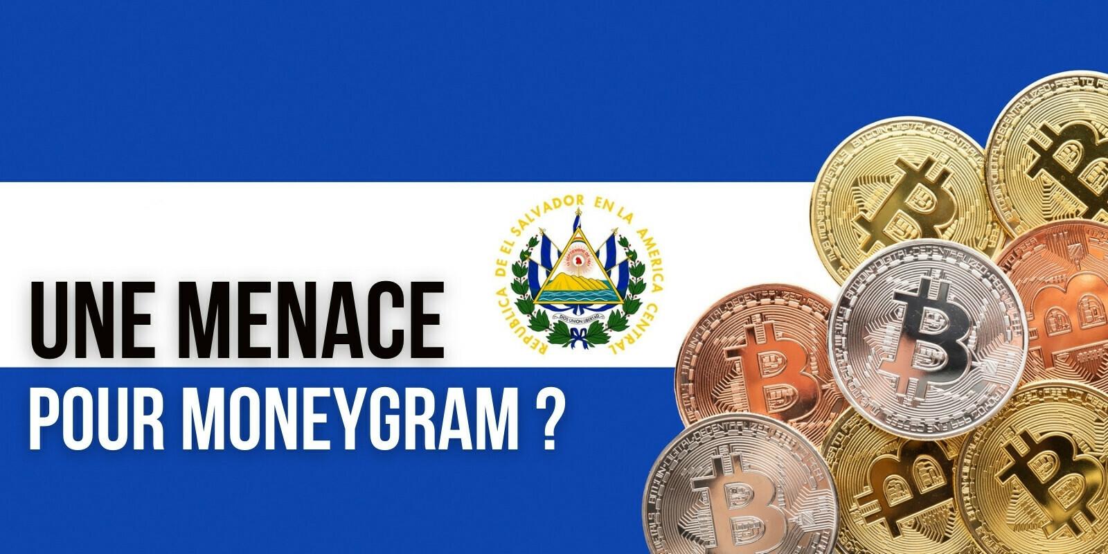 Au Salvador, Western Union et MoneyGram pourraient perdre 400 millions de dollars à cause du Bitcoin (BTC)
