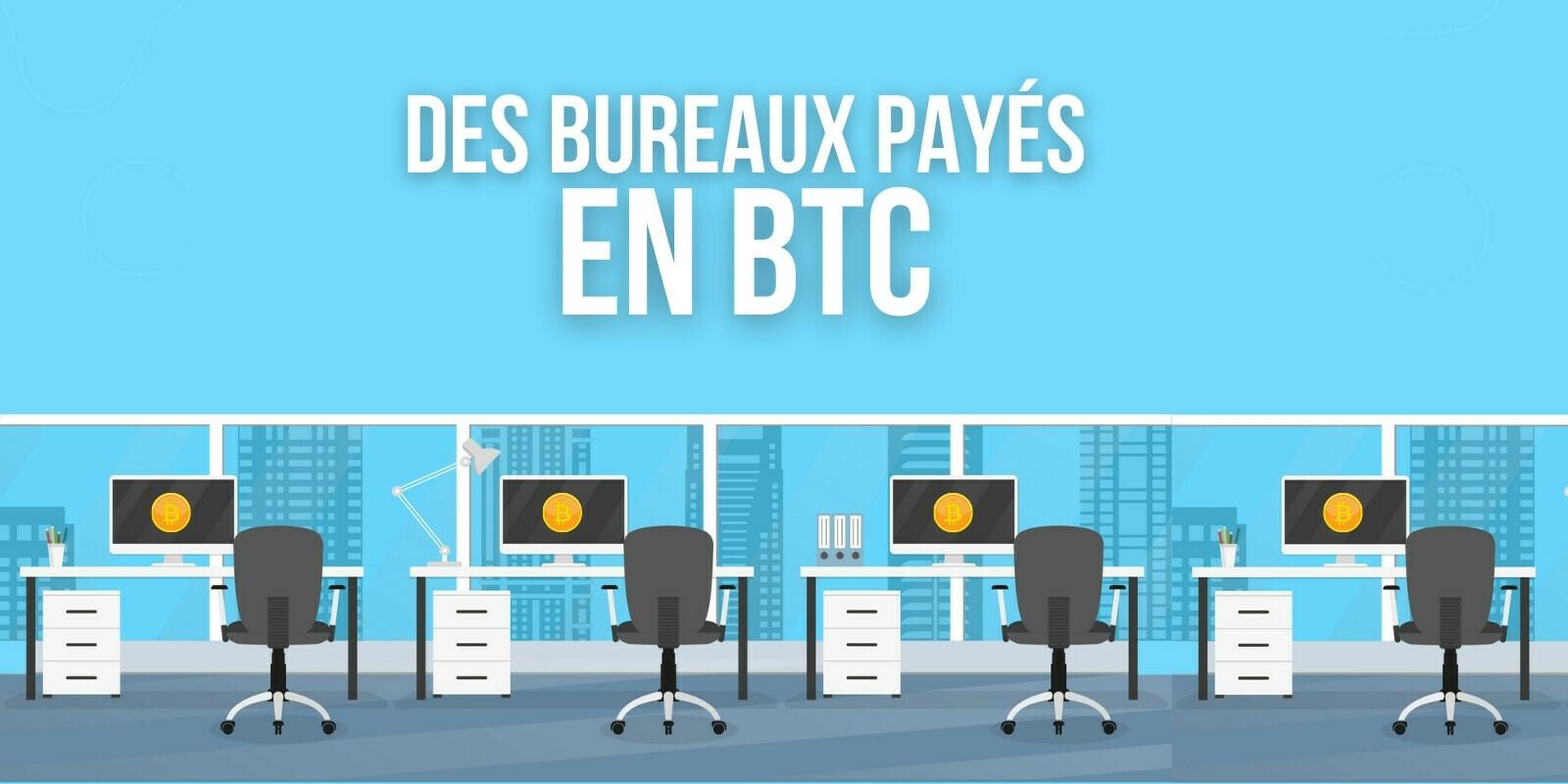 Revolut préfère le Bitcoin (BTC) au dollar pour le règlement de ses nouveaux bureaux