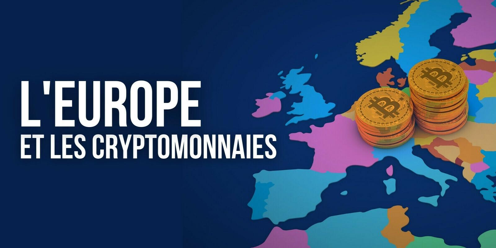 Nouveau rapport: l'Europe serait devenue la première région crypto… Et la France est fan d'Ethereum