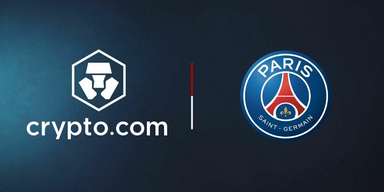 Crypto.com (CRO) s'offre un partenariat pluriannuel avec le Paris Saint-Germain (PSG)