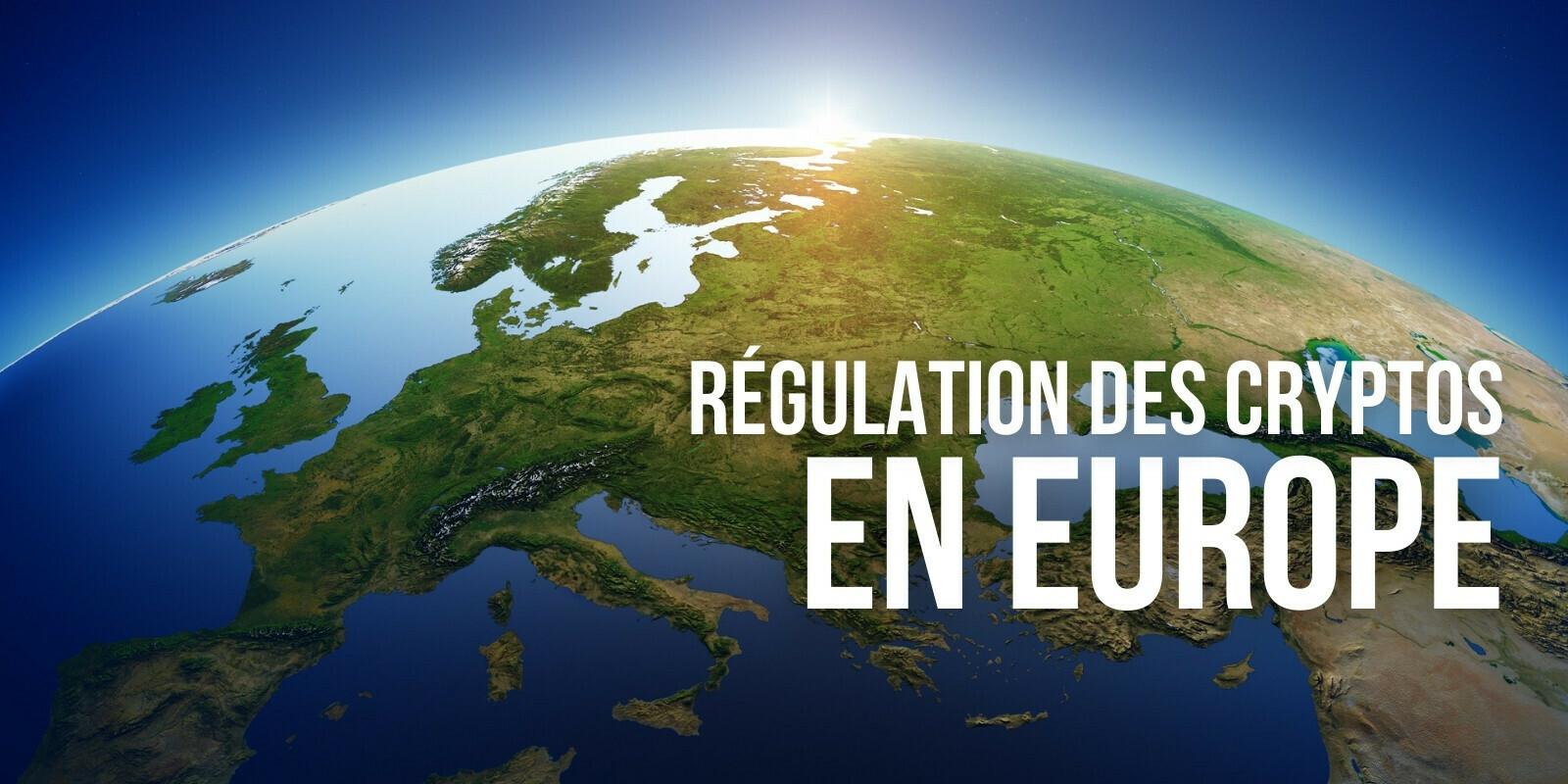 Les Européens souhaitent que les cryptomonnaies soient régulées par les États, et pas l'UE