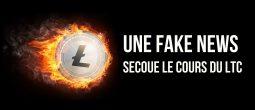 Non, Walmart n'entre pas en collaboration avec Litecoin – Une fake news secoue fortement le cours du LTC