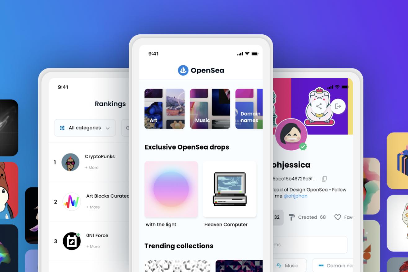 OpenSea App