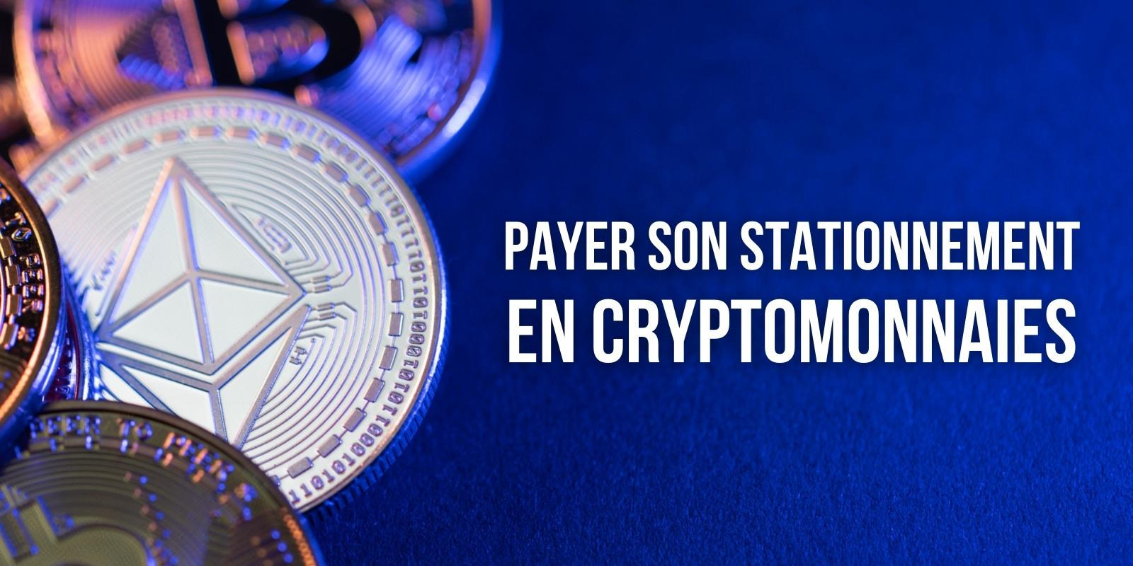 Payer son parking en cryptomonnaies à Bruxelles et Anvers, c'est désormais possible grâce à la startup Seety