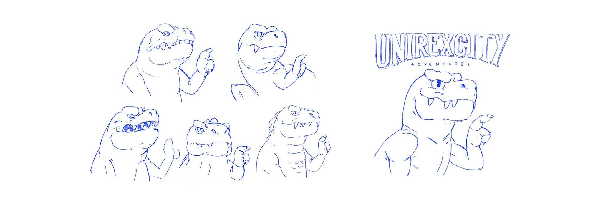 Sketches UnirexCity